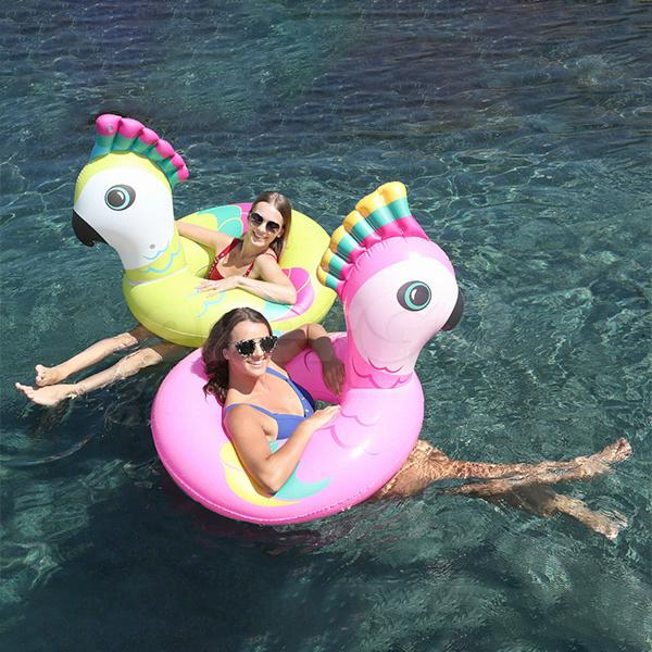 Inflatable Pool Float (101 x 88…